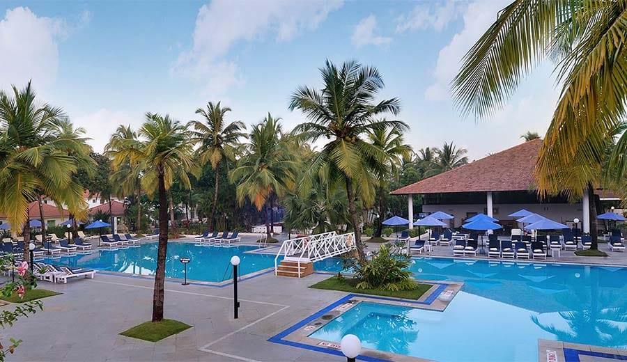 Guidetour goa-resorts GОА RESORTS summer tour  Goa Resorts